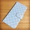 pixivFACTORYで スライム柄の手帳型iphoneケースを作ったよ