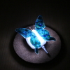 【工作動画】宇宙塗りの蝶を作ってみた