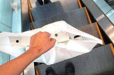 【無印良品で150円】マイバッグがスーパーへの買い出しに超便利!使いやすいから使いたい再生ポリプロピレンバッグ