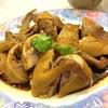 熟食中心:茶色の宴、ハト料理2種、はた、イカ、お魚の丸揚げや伊麺など