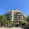 バルセロナを無料でガウディ観光する、半日お気楽コース