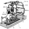 トヨタさんのウェルウォークWW-1000、リハビリ支援ロボ技術
