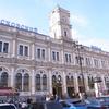 ロシアの駅