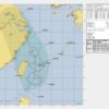 台風11号の卵の熱帯低気圧がバジー海峡に!気象庁の予想では23日には台風11号に変わる予想!北東進ってなっているけど、本州へ直撃しちゃうの?