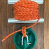ロープ巻き取り器を自作