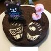 次男の誕生日と嫁の自家製ケーキ