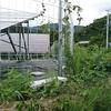 【注意】山間部の太陽光発電所は台風に強い?