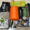 【僕キャンプメモ】年末のミニマムキャンプの装備紹介
