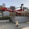 ヘリコプターで遊べる2歳児も楽しめた無料博物館「消防博物館」