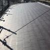 【屋根葺き替え工事】コロニアルからコロニアルグラッサへ、2日で葺き替え工事は完了しました