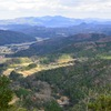 奥深い山中にある展望台 やん岳展望台からの絶景