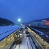12/25 釧網本線4725Dで釧路へ