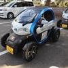 あわモビの超小型電気自動車に乗ってみた(娘の初めての旅行@淡路島9)