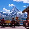 マッターホルンの絶景を楽しめるスネガ【スイス・ツェルマット観光おすすめ情報】