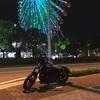 ゴーグルとメガネ。ハーレー スポーツスター 1200 アイアン 〜40日目!