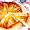 イチジクのチーズケーキ