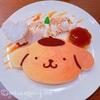 サンリオカフェ池袋店のポムポムプリンパンケーキと店内フォトスポットをレポート!