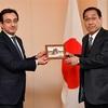 アゼルバイジャン大使の表敬訪問を受けた