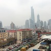 そろそろ上海は2018の春節モード-今年は予定なしです。
