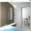 お風呂はリクシルに決定!ガラスドアは諦め、コスト削減に努めることに。