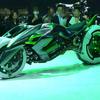 『アキラ』のバイクが実現!? カワサキの「J Concept」の動画がカッコイイ!