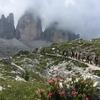 ドロミテ(北イタリア)展望ハイキング