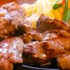食べ過ぎに注意 広島市南区段原南 ハンバーグ&ステーキ ばーぐマン