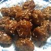 甘酢あんがたまらない簡単な肉団子のレシピ
