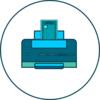 Resolution for HP Printer