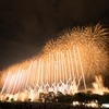 勝毎花火大会2016に行ってきた!合計2万発の北海道最大級の花火大会を鑑賞!グランドフィナーレの曲が良かった!