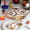 かぼちゃクリームとココアのハロウィンティラミス