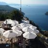 ちょこっとフィンランド&クロアチア旅「スルジ山のカフェで喉を潤す!いろいろな思いが駆けめぐるドゥブロヴニク」