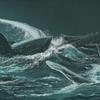 翼竜を捕食した古代のサメ