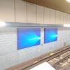 横浜の市営地下鉄「関内駅」に、「ストリートピアノ」があったよ!