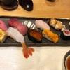 金沢区町屋町の山喜鮨のコース