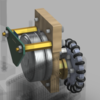RoboCup SSL Rootsの回路を分析!【4:エンコーダ・ボールセンサ基板のブロック図】