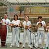 カポエイラ: 新宿区ラテンミュージックフェスティバル