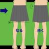 漫画やアニメの制服のスカートがみんな短いのはMOTTAINAI