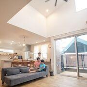理想の住まいが快適なおうち時間にフィット、家族それぞれが楽しい空間