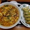 酸辣きのこ湯麺。日高屋