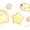 アイシングクッキー(の絵)