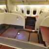 JAL激安ファーストクラス(成田-ニューヨーク便)を予約購入しました