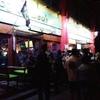 再びアイリッシュスポーツバーPaddy O'Shea's。外国人の盛り上がりがすごい!