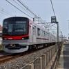 祝!ダイヤ改正・THライナーデビュー 一番列車の撮影