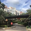Manila Marriott Hotel❶