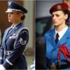 素敵な軍服をさらに輝かせている全世界の女性兵士ら