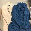 【洋服の断捨離】コートを2着断捨離します