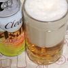 【BBAの晩酌】クリアアサヒをジョッキでグイッと飲んでみた