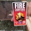 先日のソロキャンプで使用した着火剤「FIRE LIGHTERS」が良かった