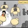 無料クーポン vs わたし